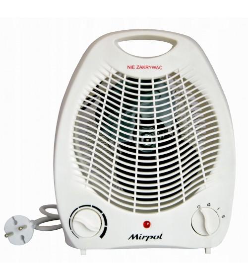 Elektrický termoventilátor do místnosti