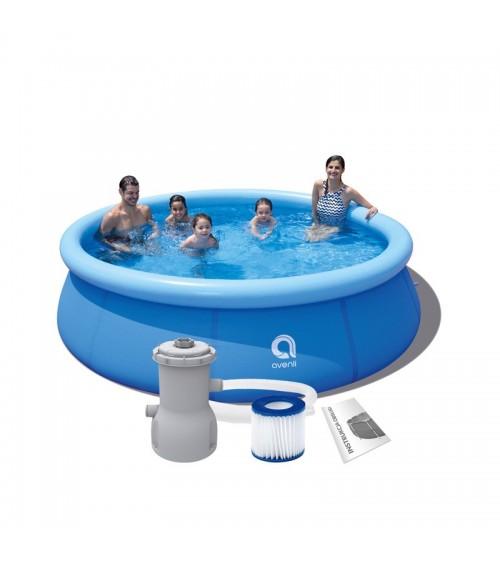 Zahradní samonosný bazén 12v1