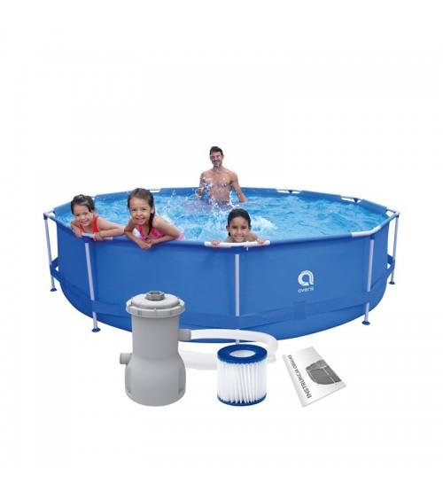 Sada velkého zahradního bazénu 12 v 1