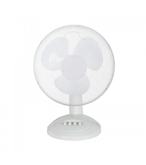 Domácí ventilátor dokonale ochlazuje vzduch v horkých dnech.