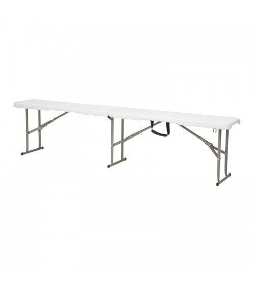 Skládací cateringová lavice - vytvořte na večírku další místa k sezení.