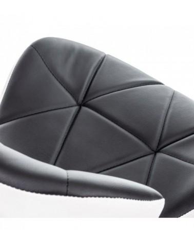černá kancelářská židle