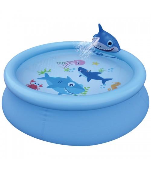 Dětský bazén s fontánou