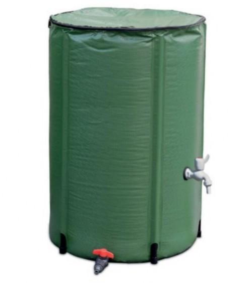 Skládací nádrž na dešťovou vodu 500l