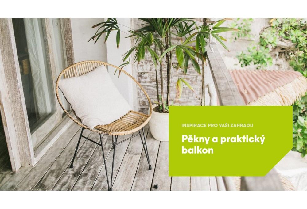 Uspořádání malého balkonu - rady a tipy